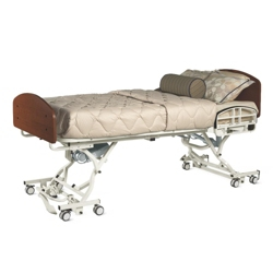 """High-Low Electric Bed Frame - 7.75"""" to 29.88""""H, 25907"""