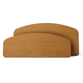 Avalon Headboard and Footboard for Alterra Beds, 25908