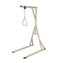 Bariatric Trapeze Bed Bar with Sled Base, 25911