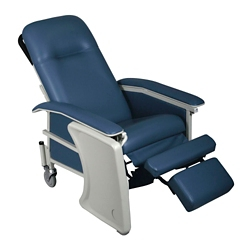 Mobile Patient Recliner with Adjustable Headrest, 26062