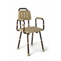 "Microban Shower Chair - 22.4""W, 26066"