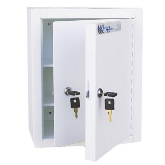 """Wall-Mounted Narcotics Cabinet - 12""""W, 36984"""