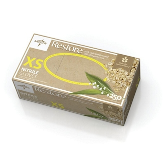 One Carton of Size XS Gloves - 2500 Count, 82132