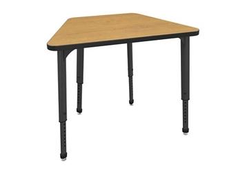 Trapezoidal Shaped Desk, 10316