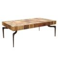 "Wood Coffee Table - 54""W, 46223"