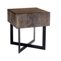 """Solid Wood Side Table - 20""""W, 46240"""