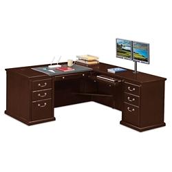"L-Desk with Right Return - 68""W, 10149"