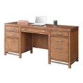 "Credenza with Metal Accents - 64""W, 14159"