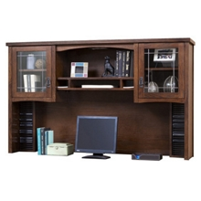 "Hutch with Glass Doors - 68.25""W, 14237"