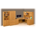 L Desk with Left Return Suite, 14370