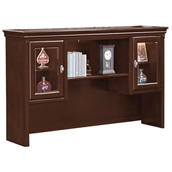 """Hutch with Glass Doors - 69""""W, 31910"""