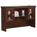 "Hutch with Glass Doors - 69""W, 31910"
