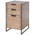 "18""W Three Drawer Vertical File, 34432"