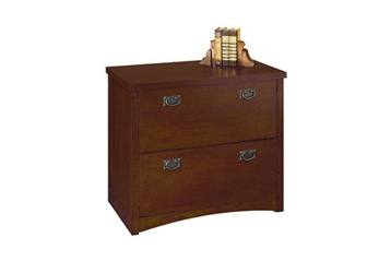 Mission Finish Two Drawer Lateral File, 30507
