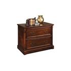 Cobblestone Cherry Traditional File Cabinet, 30498