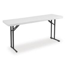 "Folding Seminar Table - 18"" x 60"", 41667"