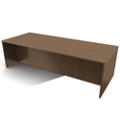 """Collaborative Counter Height Table - 120""""W x 48""""D, 40054"""