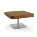 "Square Laminate Top Coffee Table - 36""W, 41840"