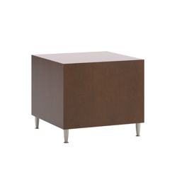 "Modern Square End Table - 24""W x 24""D, 53005"