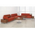Modern Lounge Seating Set with Coffee and End Tables , 86029