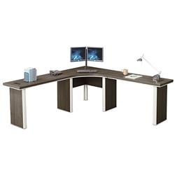 "Metropolitan Corner Desk with Returns - 94""W, 14351"