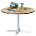 "Frappe Standard Height Round Table - 42""W, 46015"