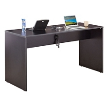 """Tabella Standing Height Island with Power Port - 84""""W, 46051"""