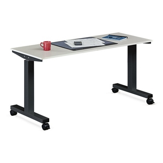 "Lift Adjustable Height Table - 71""W, 46060"