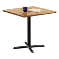 "Rustico Solid Wood Top Counter Height Table - 30""W, 46185"