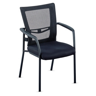 Perspective Mesh Back Guest Chair, 51039