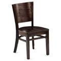 Rustico Solid Wood Café Chair , 55614