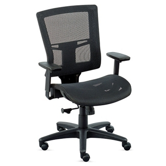 Perspective All Mesh Chair, 56044