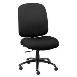 Extra Big & Tall Fabric Chair, 56609