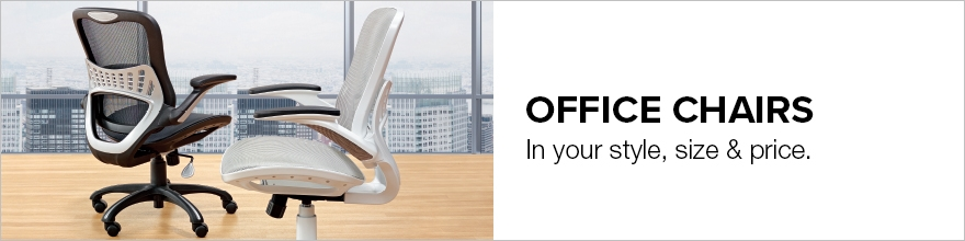 Office Chairs - Styles & Sizes to Suit Your Style