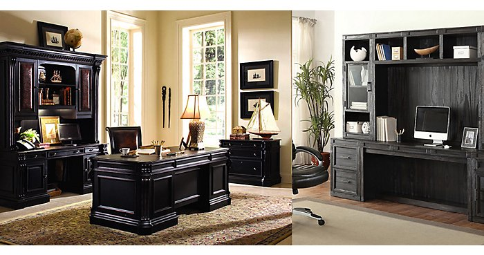 Budget, Commercial, Heirloom: Black Office Collections | NBF Blog