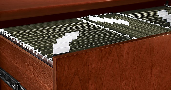 Virtual Visit FAQ #1: What Types of Storage Drawers Come with This Desk? | NBF Blog