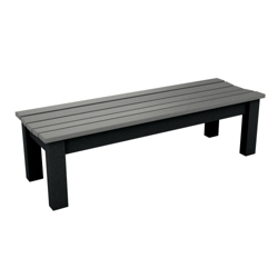 Backless Mall Bench 5', 85447