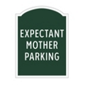 Expectant Mother Parking Outdoor Sign, 91952