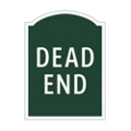 Dead End Outdoor Sign, 91956