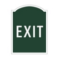 Exit Outdoor Sign, 91960