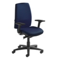 Mid Back Ergonomic Executive Chair, 50002