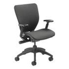 Mesh Ergonomic Office Chair with Black Frame, CD07724