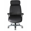 Fabric Executive Chair with Chrome Frame, 57126