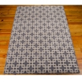 kathy ireland by Nourison Geometric Pattern Area Rug - 5.25W x 7.42'D, 82178