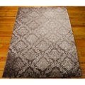 kathy ireland by Nourison Damask Print Area Rug - 5.25'W x 7.42'D, 82184