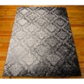 kathy ireland by Nourison Damask Print Area Rug - 7.83'W x 10.83'D, 82185