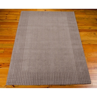 kathy ireland by Nourison Block Framed Area Rug - 8'W x 10.5'D, 82195