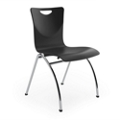 Armless Stack Chair, 51059