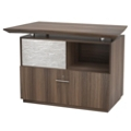 """Reception Acrylic Door Lateral File - 43""""W, 30903"""