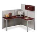 Reveal Instant Office L-Desk Station, 10131
